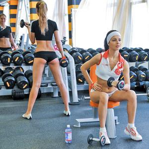 Фитнес-клубы Дрезны