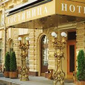 Гостиницы Дрезны