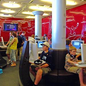 Интернет-кафе Дрезны