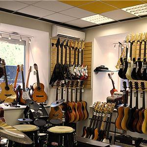 Музыкальные магазины Дрезны