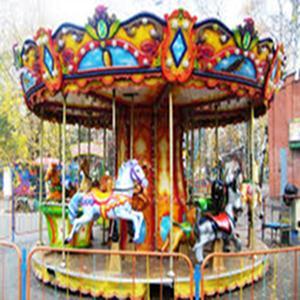 Парки культуры и отдыха Дрезны