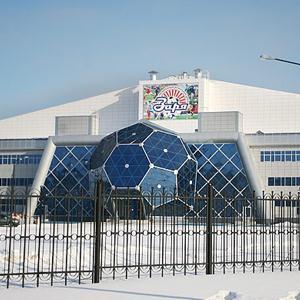 Спортивные комплексы Дрезны