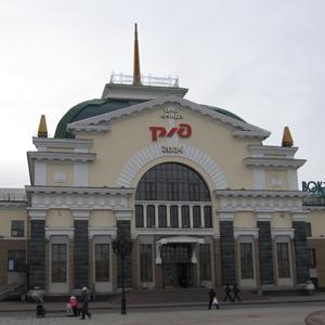 Железнодорожные вокзалы Дрезны